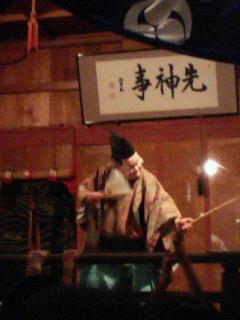 五泉八幡宮秋季大祭