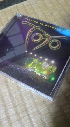 TOTOのCD借りてきました。