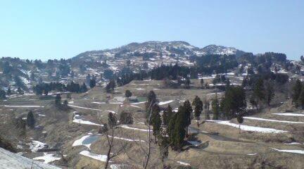 山古志村も春です。