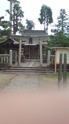 13日は五泉市粟島神社のお祭り