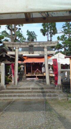 五泉市粟嶋様の祭りです。
