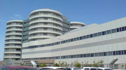 新潟ラーメン博+市民病院
