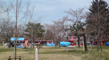 村松公園はつぼみ