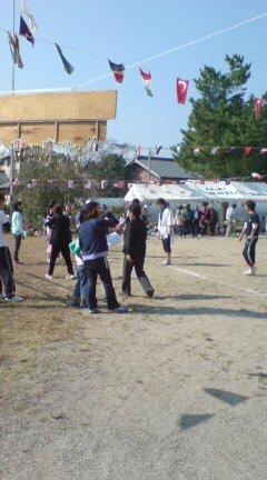 四ケ村町内運動会