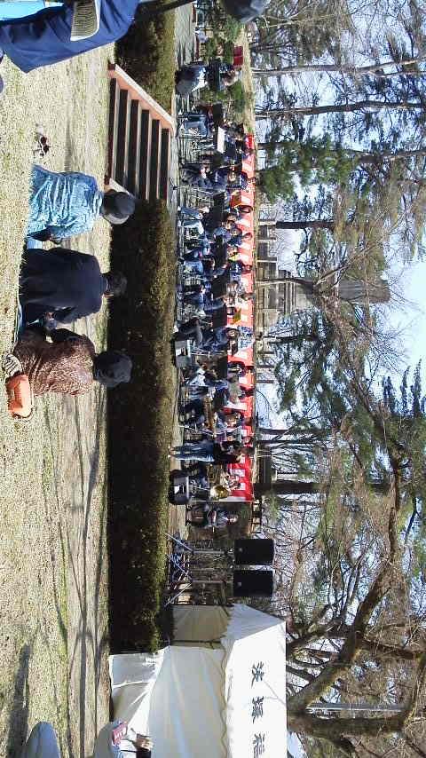 村松公園の桜まつり