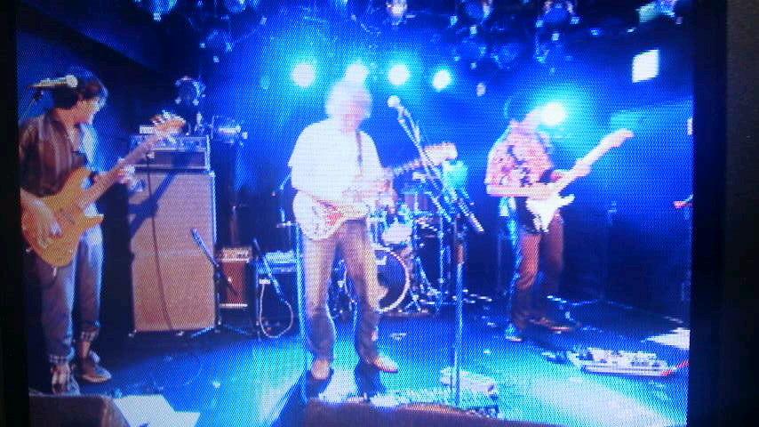 五泉の親父バンド