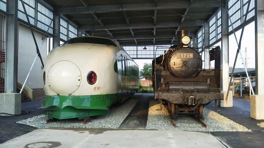 あぁ新津鉄道資料館。
